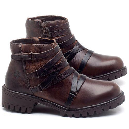 Laranja_Lima_Shoes_Sapatos_Femininos_Bota_Cano_Curto_em_Couro_Cafe_-_Codigo_-_137248_1