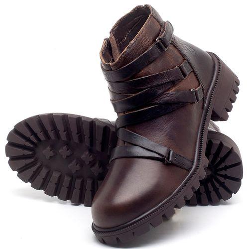 Laranja_Lima_Shoes_Sapatos_Femininos_Bota_Cano_Curto_em_Couro_Cafe_-_Codigo_-_137248_2