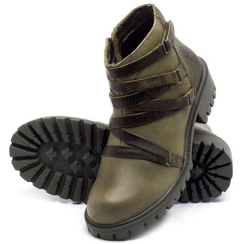 Laranja_Lima_Shoes_Sapatos_Femininos_Bota_Cano_Curto_em_Couro_Verde_-_Codigo_-_137248_2