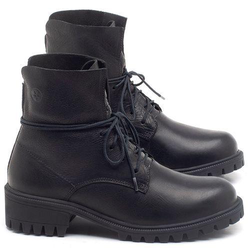 Laranja_Lima_Shoes_Sapatos_Femininos_Bota_Cano_Curto_em_Couro_Preto_-_Codigo_-_137249_1