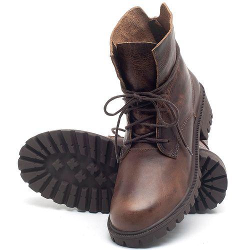 Laranja_Lima_Shoes_Sapatos_Femininos_Bota_Cano_Curto_em_Couro_Marrom_-_Codigo_-_137249_2