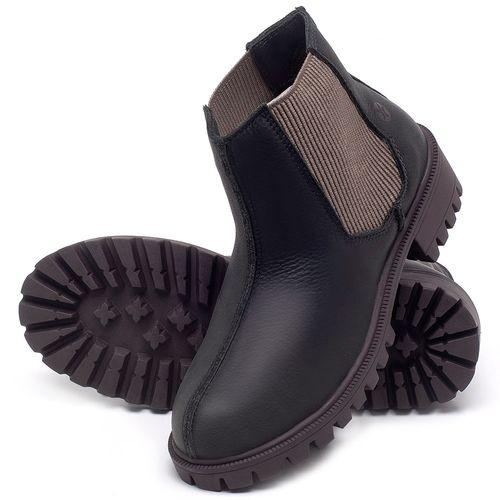 Laranja_Lima_Shoes_Sapatos_Femininos_Bota_Cano_Curto_em_Couro_Preto_-_Codigo_-_137250_2