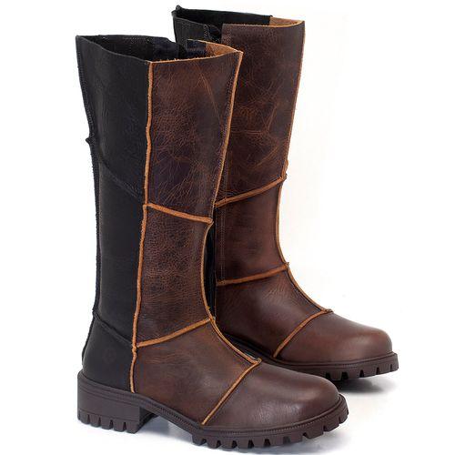 Laranja_Lima_Shoes_Sapatos_Femininos_Bota_Cano_Longo_Salto_de_4_cm_em_Couro_Marrom_-_Codigo_-_137252_1