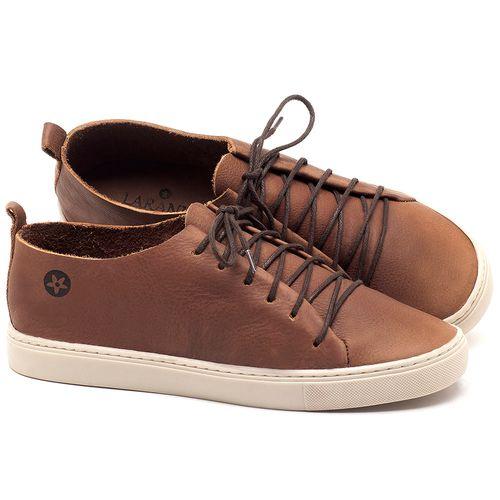 Laranja_Lima_Shoes_Sapatos_Femininos_Tenis_Cano_Baixo_em_Couro_Caramelo_-_Codigo_-_137253_1