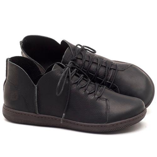 Laranja_Lima_Shoes_Sapatos_Femininos_Tenis_Cano_Baixo_em_Couro_Preto_-_Codigo_-_137255_1