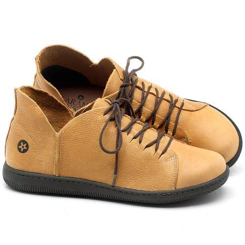 Laranja_Lima_Shoes_Sapatos_Femininos_Tenis_Cano_Baixo_em_Couro_Amarelo_-_Codigo_-_137255_1