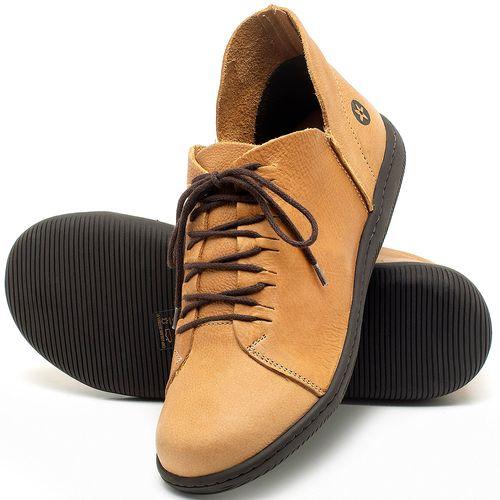 Laranja_Lima_Shoes_Sapatos_Femininos_Tenis_Cano_Baixo_em_Couro_Amarelo_-_Codigo_-_137255_2
