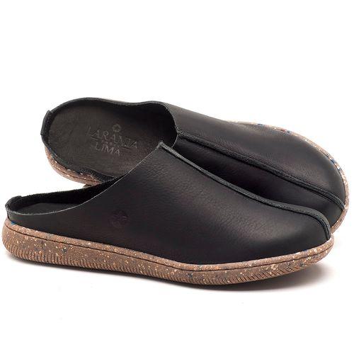 Laranja_Lima_Shoes_Sapatos_Femininos_Flat_Shoes_em_Couro_Preto_-_Codigo_-_137258_1
