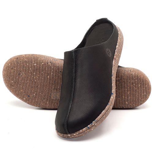 Laranja_Lima_Shoes_Sapatos_Femininos_Flat_Shoes_em_Couro_Preto_-_Codigo_-_137258_2