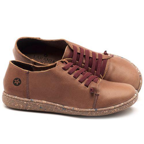 Laranja_Lima_Shoes_Sapatos_Femininos_Tenis_Cano_Baixo_em_Couro_Caramelo_-_Codigo_-_137259_1