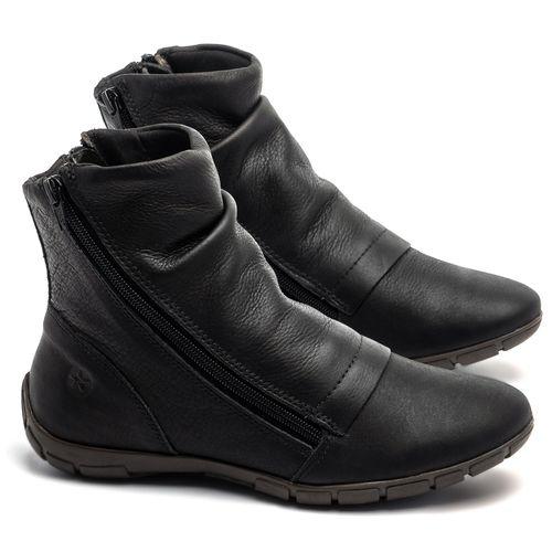 Laranja_Lima_Shoes_Sapatos_Femininos_Flat_Boot_em_Couro_Preto_-_Codigo_-_137260_1