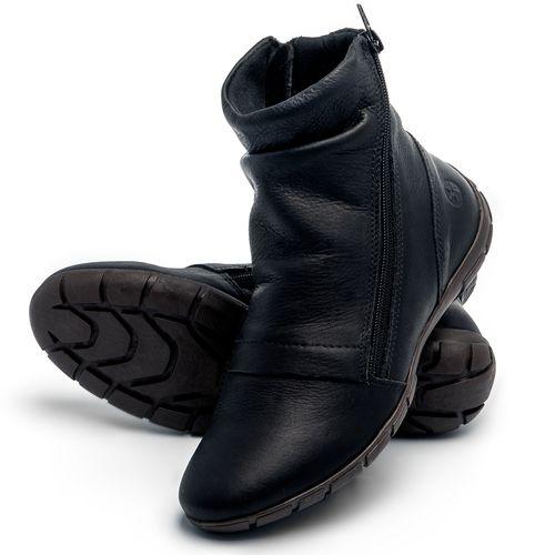 Laranja_Lima_Shoes_Sapatos_Femininos_Flat_Boot_em_Couro_Preto_-_Codigo_-_137260_2