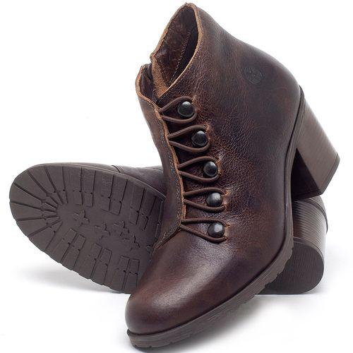 Laranja_Lima_Shoes_Sapatos_Femininos_Bota_Cano_Curto_Salto_de_6_cm_em_Couro_Cafe_-_Codigo_-_137262_2