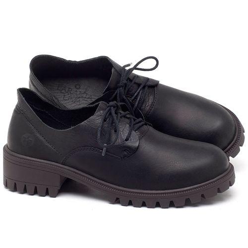 Laranja_Lima_Shoes_Sapatos_Femininos_Sapato_Laranja_Lima_Shoes_em_Couro_Preto_-_Codigo_-_137263_1