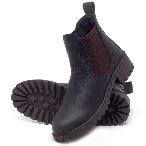 Laranja_Lima_Shoes_Sapatos_Femininos_Bota_Cano_Curto_em_Couro_Preto_-_Codigo_-_137265_2