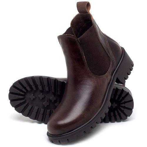 Laranja_Lima_Shoes_Sapatos_Femininos_Bota_Cano_Curto_em_Couro_Marrom_-_Codigo_-_137265_2