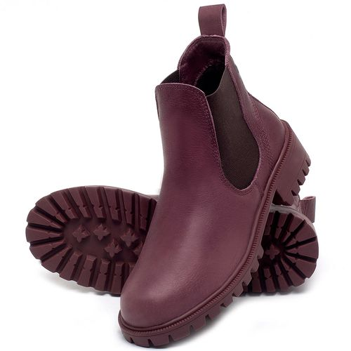 Laranja_Lima_Shoes_Sapatos_Femininos_Bota_Cano_Curto_em_Couro_Roxo_-_Codigo_-_137265_2