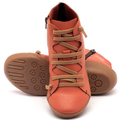 Laranja_Lima_Shoes_Sapatos_Femininos_Tenis_Cano_Alto_em_Couro_Laranja_-_Codigo_-_139019_2