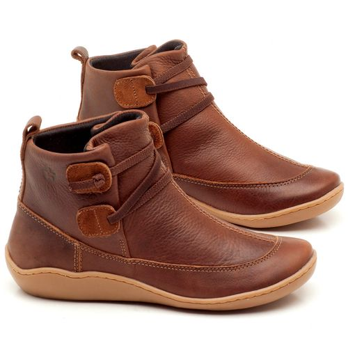 Laranja_Lima_Shoes_Sapatos_Femininos_Tenis_Cano_Alto_em_Couro_Marrom_-_Codigo_-_139029_1
