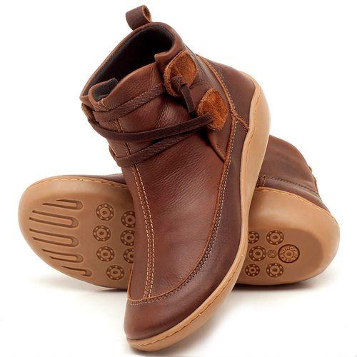 Laranja_Lima_Shoes_Sapatos_Femininos_Tenis_Cano_Alto_em_Couro_Marrom_-_Codigo_-_139029_2