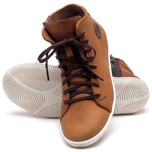 Laranja_Lima_Shoes_Sapatos_Femininos_Tenis_Cano_Alto_em_Couro_Caramelo_-_Codigo_-_139030_2