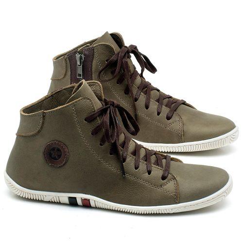 Laranja_Lima_Shoes_Sapatos_Femininos_Tenis_Cano_Alto_em_Couro_Musgo_-_Codigo_-_139030_1