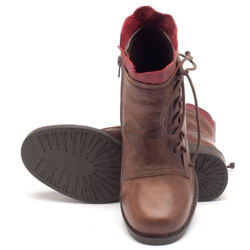 Laranja_Lima_Shoes_Sapatos_Femininos_Bota_Cano_Curto_em_Couro_Marrom_-_Codigo_-_141004_2