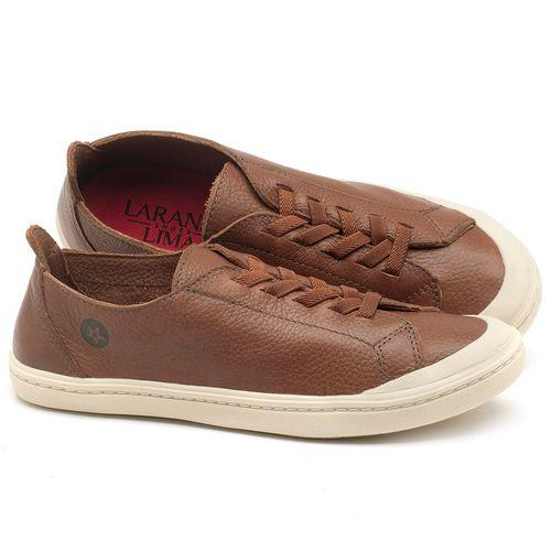 Laranja_Lima_Shoes_Sapatos_Femininos_Tenis_Cano_Baixo_em_Couro_Marrom_-_Codigo_-_141051_1