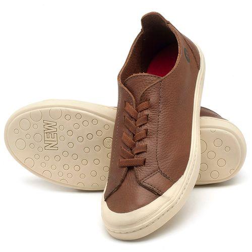 Laranja_Lima_Shoes_Sapatos_Femininos_Tenis_Cano_Baixo_em_Couro_Marrom_-_Codigo_-_141051_2