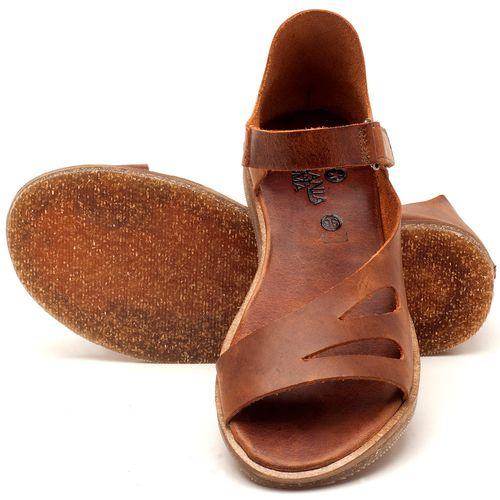 Laranja_Lima_Shoes_Sapatos_Femininos_Sandalia_Rasteira_Flat_em_Couro_Marrom_-_Codigo_-_141054_2