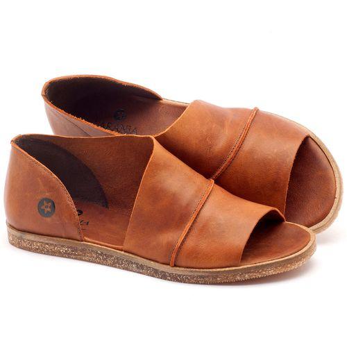 Laranja_Lima_Shoes_Sapatos_Femininos_Sandalia_Rasteira_Flat_em_Couro_Caramelo_-_Codigo_-_141055_1
