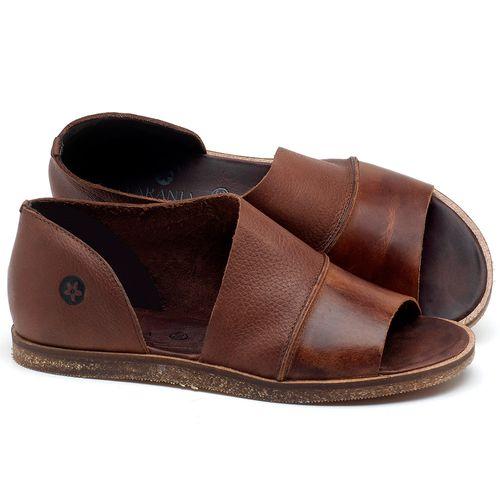 Laranja_Lima_Shoes_Sapatos_Femininos_Sandalia_Rasteira_Flat_em_Couro_Marrom_-_Codigo_-_141055_1
