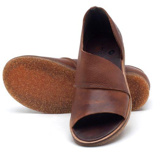 Laranja_Lima_Shoes_Sapatos_Femininos_Sandalia_Rasteira_Flat_em_Couro_Marrom_-_Codigo_-_141055_2