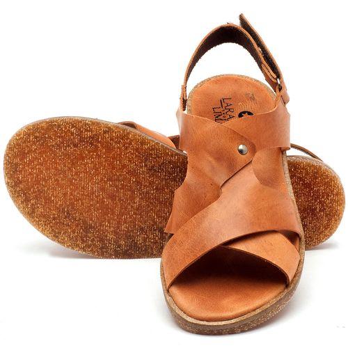 Laranja_Lima_Shoes_Sapatos_Femininos_Sandalia_Rasteira_Flat_em_Couro_Caramelo_-_Codigo_-_141057_2