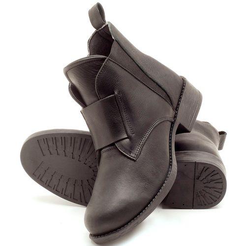 Laranja_Lima_Shoes_Sapatos_Femininos_Bota_Cano_Curto_em_Couro_Preto_-_Codigo_-_141067_2