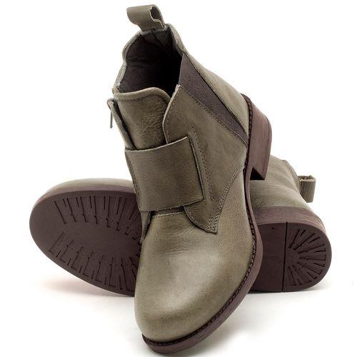 Laranja_Lima_Shoes_Sapatos_Femininos_Bota_Cano_Curto_em_Couro_Musgo_-_Codigo_-_141067_2