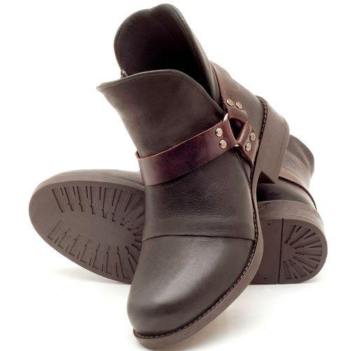 Laranja_Lima_Shoes_Sapatos_Femininos_Bota_Cano_Curto_Salto_de_2_cm_em_Couro_Preto_-_Codigo_-_141068_2