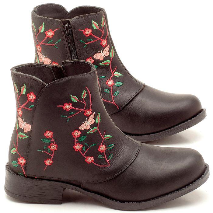 Laranja_Lima_Shoes_Sapatos_Femininos_Bota_Cano_Curto_em_Couro_Preto_-_Codigo_-_141071_1