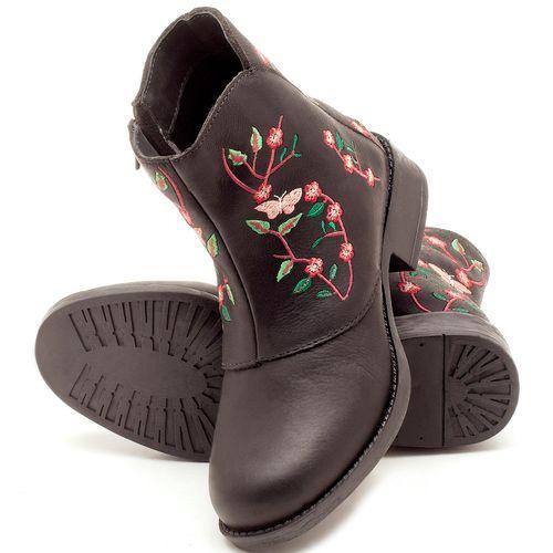 Laranja_Lima_Shoes_Sapatos_Femininos_Bota_Cano_Curto_em_Couro_Preto_-_Codigo_-_141071_2