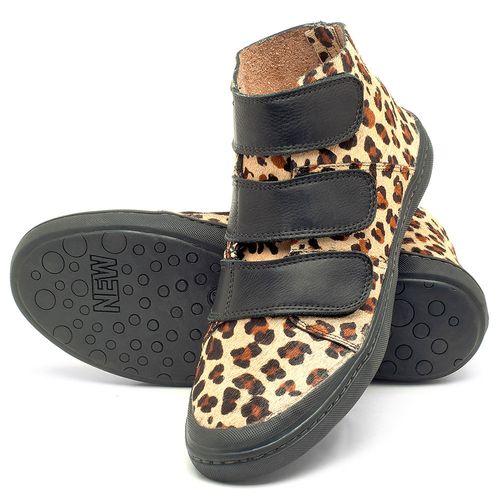 Laranja_Lima_Shoes_Sapatos_Femininos_Tenis_Cano_Alto_em_Couro_Onca_-_Codigo_-_141072_2