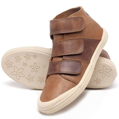 Laranja_Lima_Shoes_Sapatos_Femininos_Tenis_Cano_Alto_em_Couro_Caramelo_-_Codigo_-_141072_2