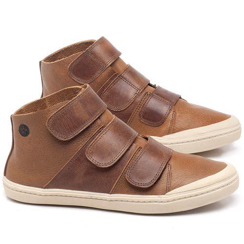 Laranja_Lima_Shoes_Sapatos_Femininos_Tenis_Cano_Alto_em_Couro_Caramelo_-_Codigo_-_141072_1