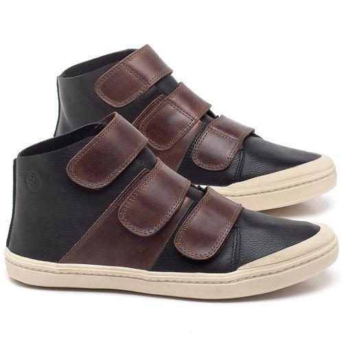 Laranja_Lima_Shoes_Sapatos_Femininos_Tenis_Cano_Alto_em_Couro_Preto_-_Codigo_-_141072_1