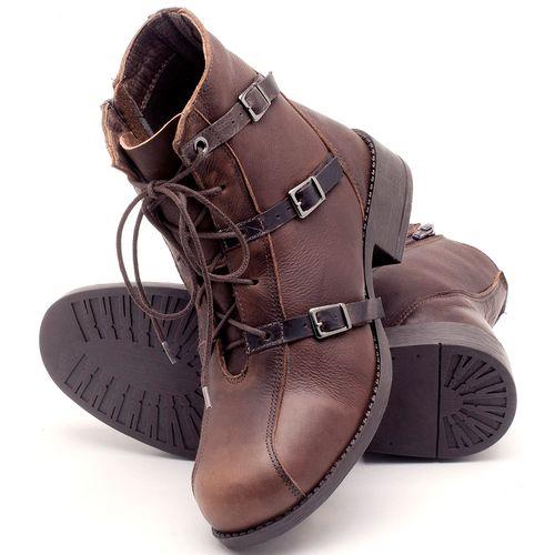 Laranja_Lima_Shoes_Sapatos_Femininos_Bota_Cano_Curto_em_Couro_Marrom_-_Codigo_-_141077_2
