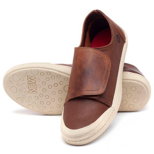 Laranja_Lima_Shoes_Sapatos_Femininos_Tenis_Cano_Baixo_em_Couro_Marrom_-_Codigo_-_141081_2
