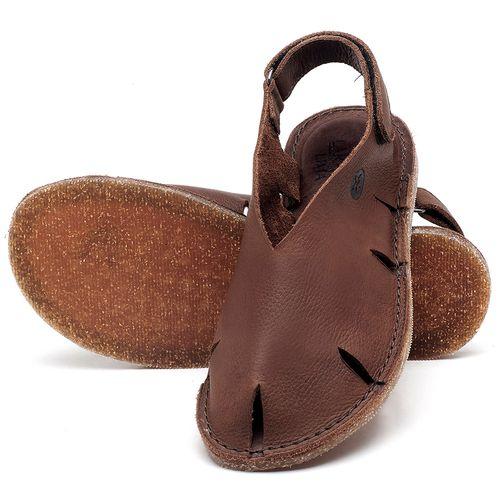 Laranja_Lima_Shoes_Sapatos_Femininos_Sandalia_Rasteira_Flat_em_Couro_Marrom_-_Codigo_-_141093_2