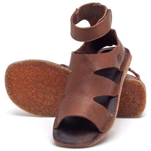 Laranja_Lima_Shoes_Sapatos_Femininos_Sandalia_Rasteira_Flat_em_Couro_Marrom_-_Codigo_-_141096_2