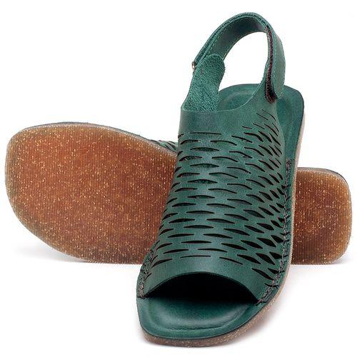 Laranja_Lima_Shoes_Sapatos_Femininos_Sandalia_Rasteira_Flat_em_Couro_Verde_-_Codigo_-_141106_2