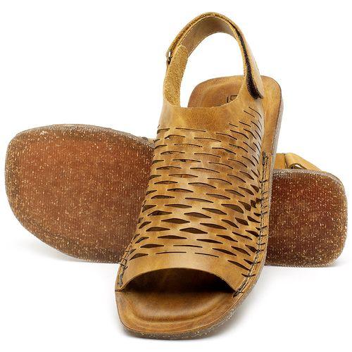 Laranja_Lima_Shoes_Sapatos_Femininos_Sandalia_Rasteira_Flat_em_Couro_Amarelo_-_Codigo_-_141106_2