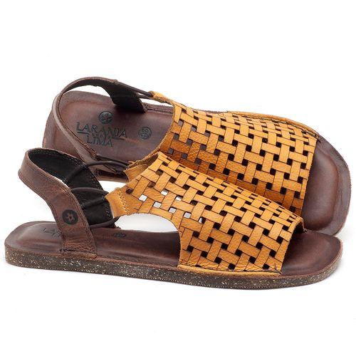 Laranja_Lima_Shoes_Sapatos_Femininos_Sandalia_Rasteira_Flat_em_Couro_Amarelo_-_Codigo_-_141107_1